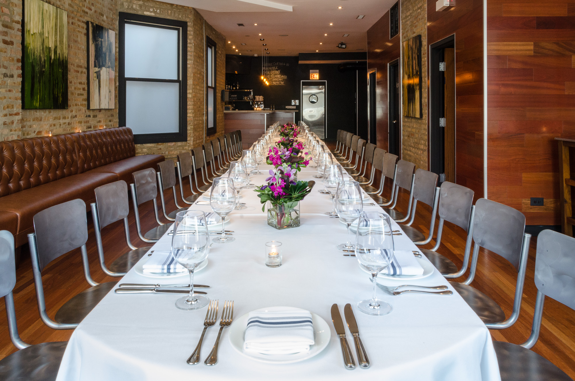 The Bristol Restaurant - Private Dining Room