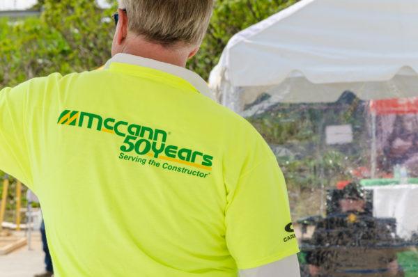McCann Industries 50th Anniversary Event