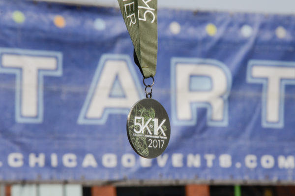 Sterling Bay 5Kto1K Race Event