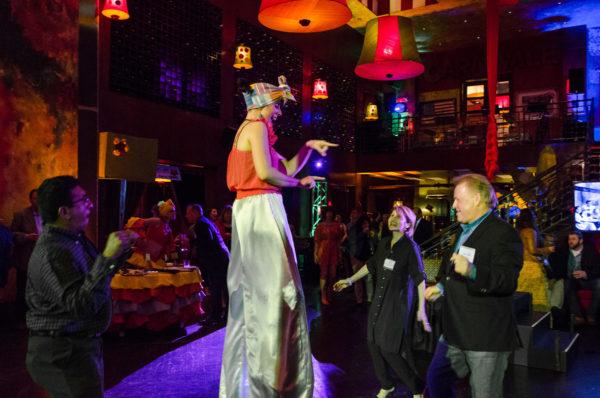 The Actors Gymnasium Cirque du Flambe 2017 Event
